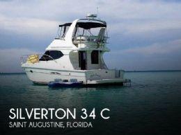 2006 Silverton 34 C