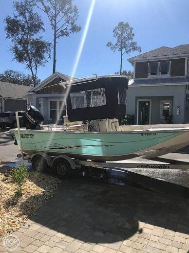 Carolina Skiff 218 DLV, 218, for sale - $35,600