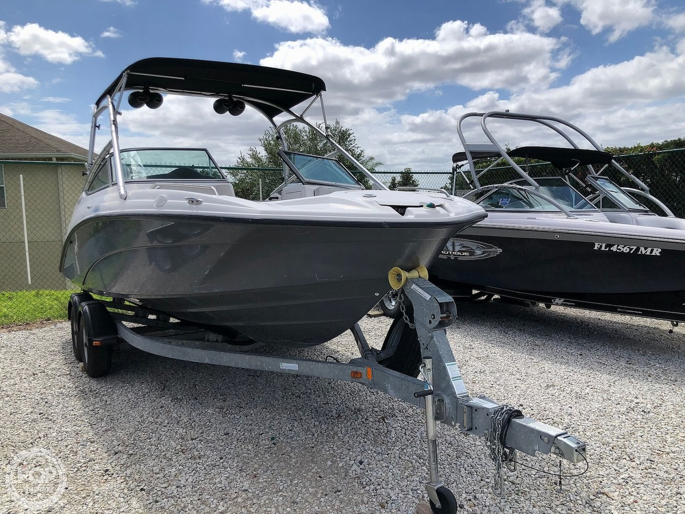 2015 Yamaha boat for sale, model of the boat is AR210 & Image # 22 of 40