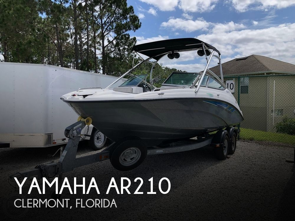 2015 YAMAHA AR210 for sale