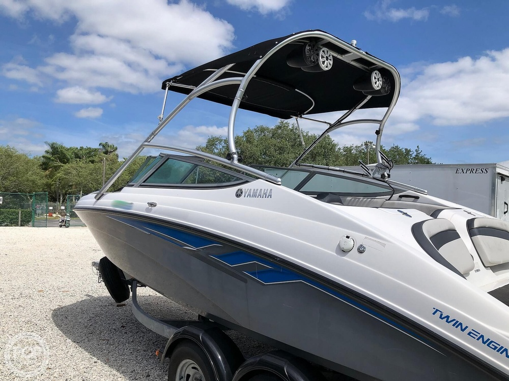 2015 Yamaha boat for sale, model of the boat is AR210 & Image # 24 of 40