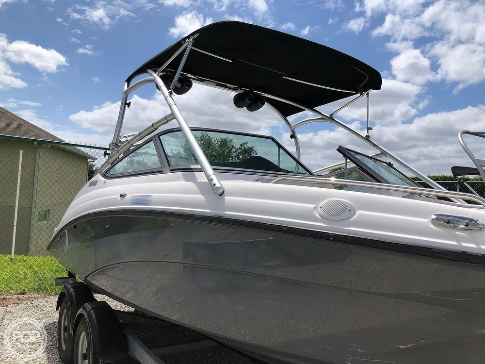 2015 Yamaha boat for sale, model of the boat is AR210 & Image # 26 of 40