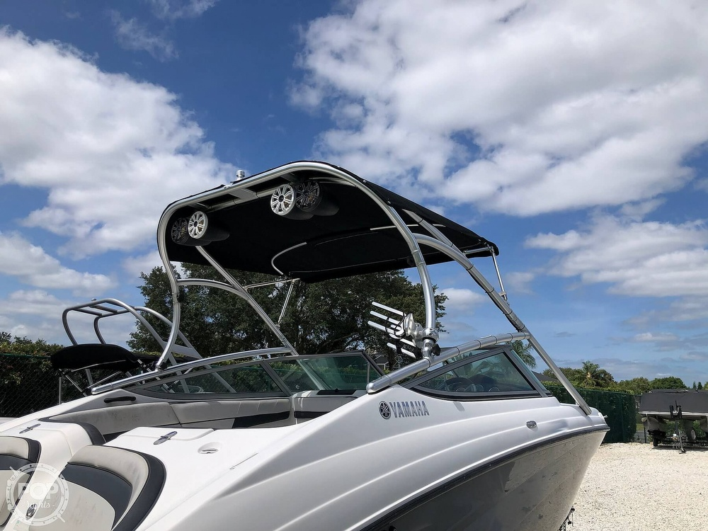 2015 Yamaha boat for sale, model of the boat is AR210 & Image # 27 of 40