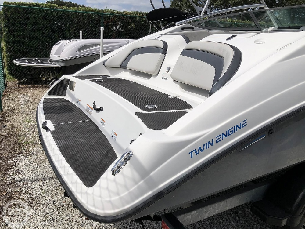 2015 Yamaha boat for sale, model of the boat is AR210 & Image # 28 of 40