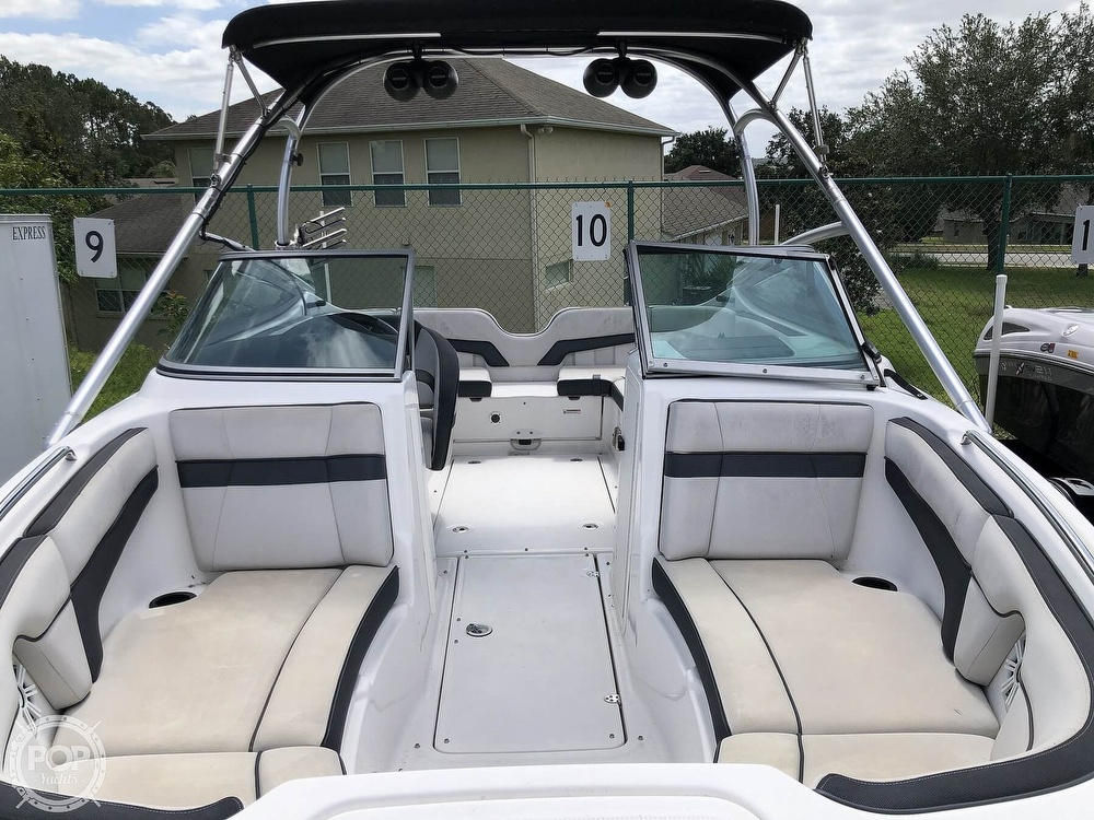 2015 Yamaha boat for sale, model of the boat is AR210 & Image # 4 of 40