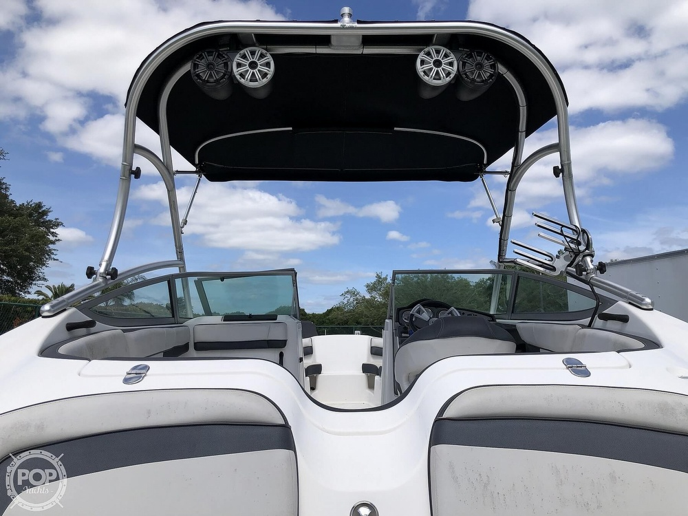 2015 Yamaha boat for sale, model of the boat is AR210 & Image # 30 of 40