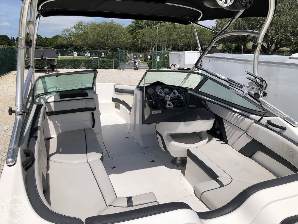 2015 Yamaha boat for sale, model of the boat is AR210 & Image # 11 of 40