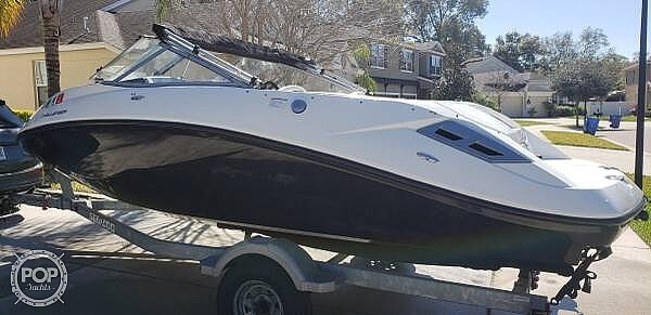 2011 Sea Doo PWC boat for sale, model of the boat is Challenger 180 & Image # 11 of 40