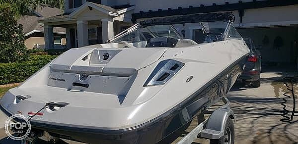 2011 Sea Doo PWC boat for sale, model of the boat is Challenger 180 & Image # 12 of 40