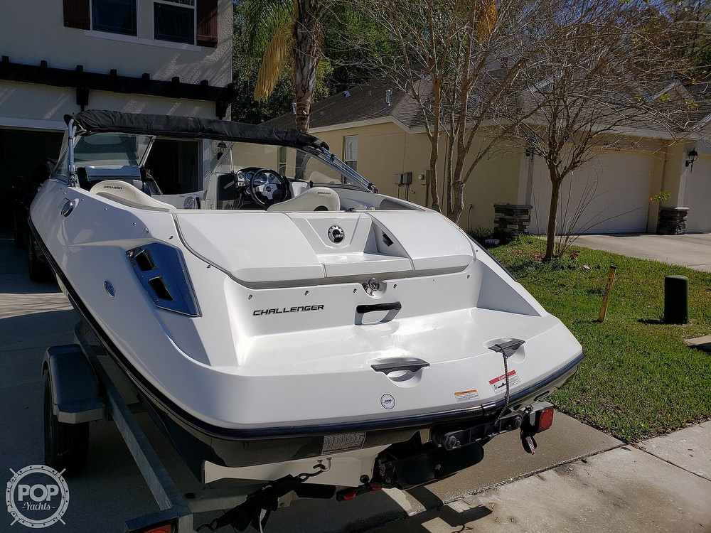 2011 Sea Doo PWC boat for sale, model of the boat is Challenger 180 & Image # 19 of 40