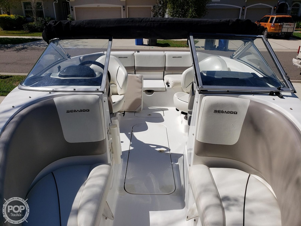 2011 Sea Doo PWC boat for sale, model of the boat is Challenger 180 & Image # 25 of 40