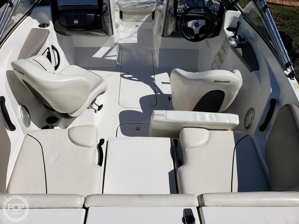 2011 Sea Doo PWC boat for sale, model of the boat is Challenger 180 & Image # 34 of 40