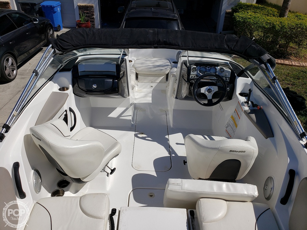 2011 Sea Doo PWC boat for sale, model of the boat is Challenger 180 & Image # 35 of 40