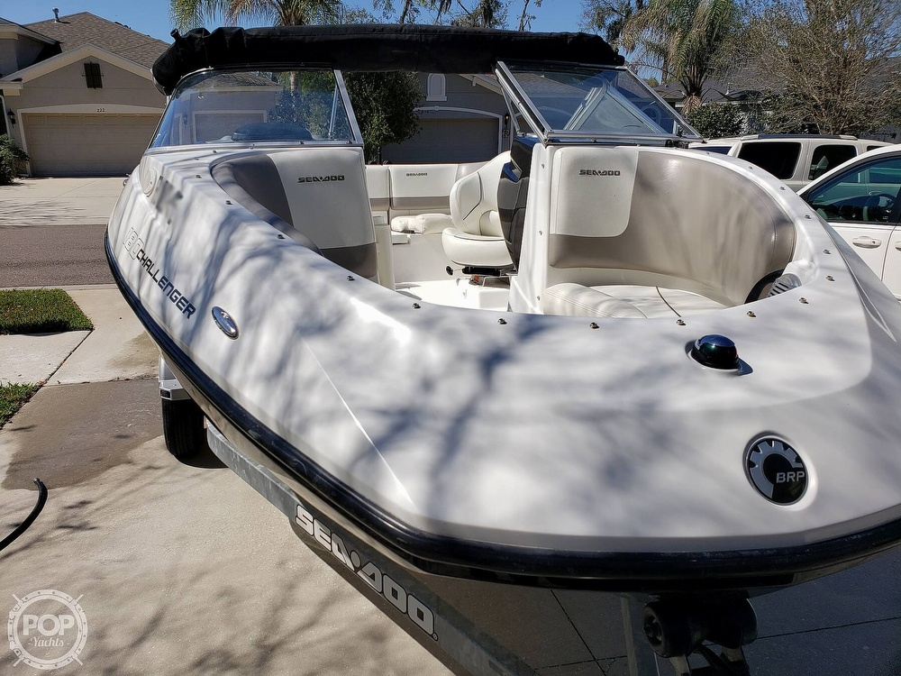 2011 Sea Doo PWC boat for sale, model of the boat is Challenger 180 & Image # 2 of 40