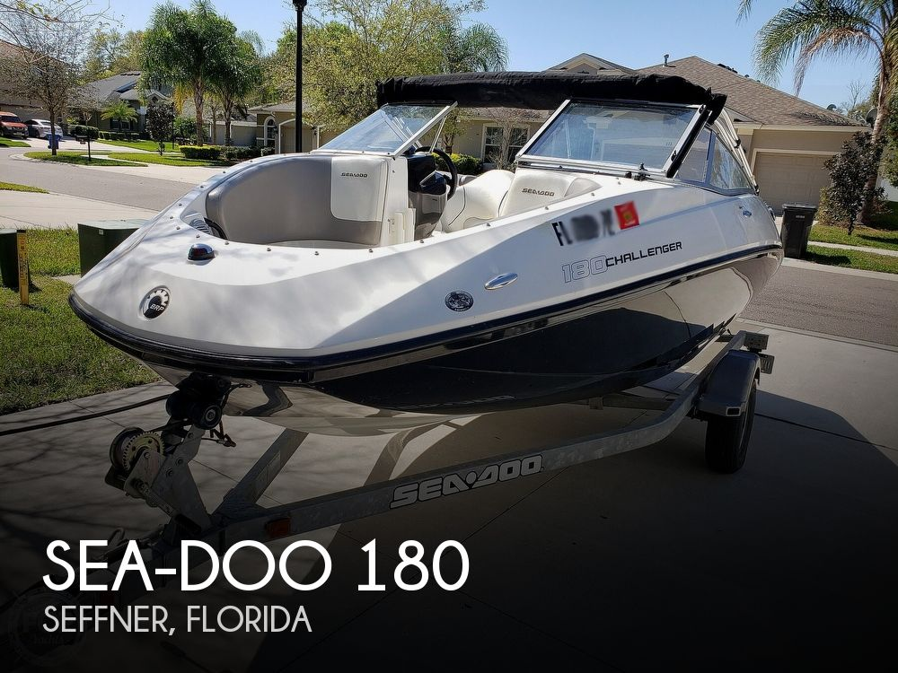 2011 SEA DOO PWC CHALLENGER 180 for sale