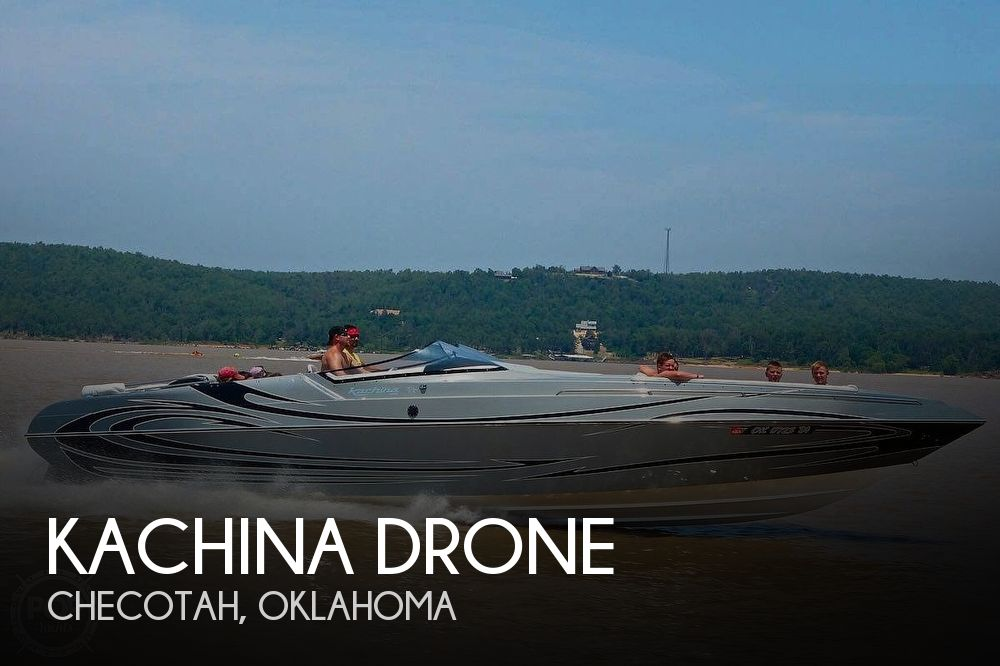 Used Boats For Sale in Oklahoma by owner | 2007 34 foot Kachina Drone