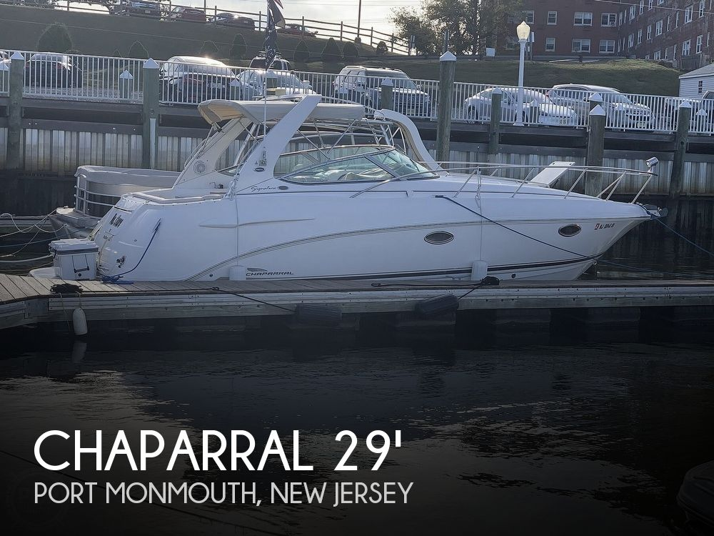 Used Chaparral 29 Boats For Sale by owner | 2003 Chaparral 29