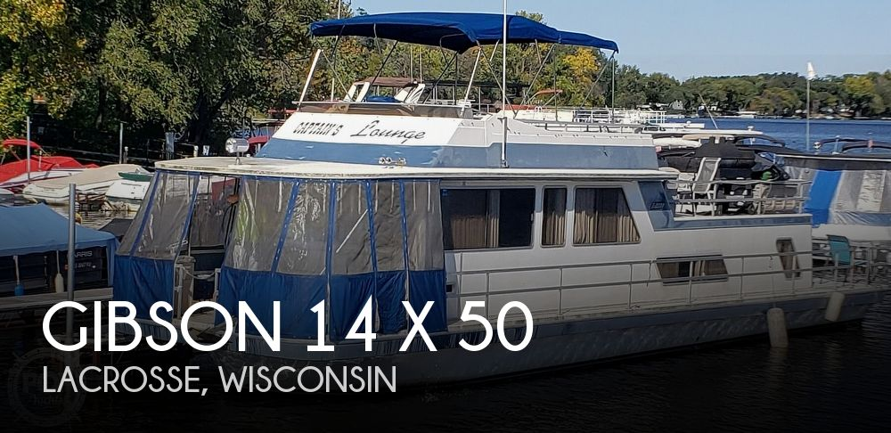Used GIBSON Boats For Sale by owner | 1989 Gibson 50