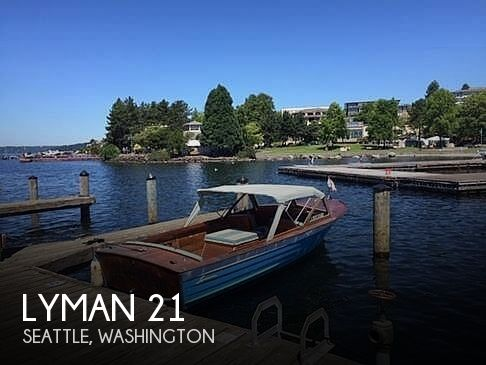 Used Lyman Boats For Sale by owner | 1963 Lyman 21