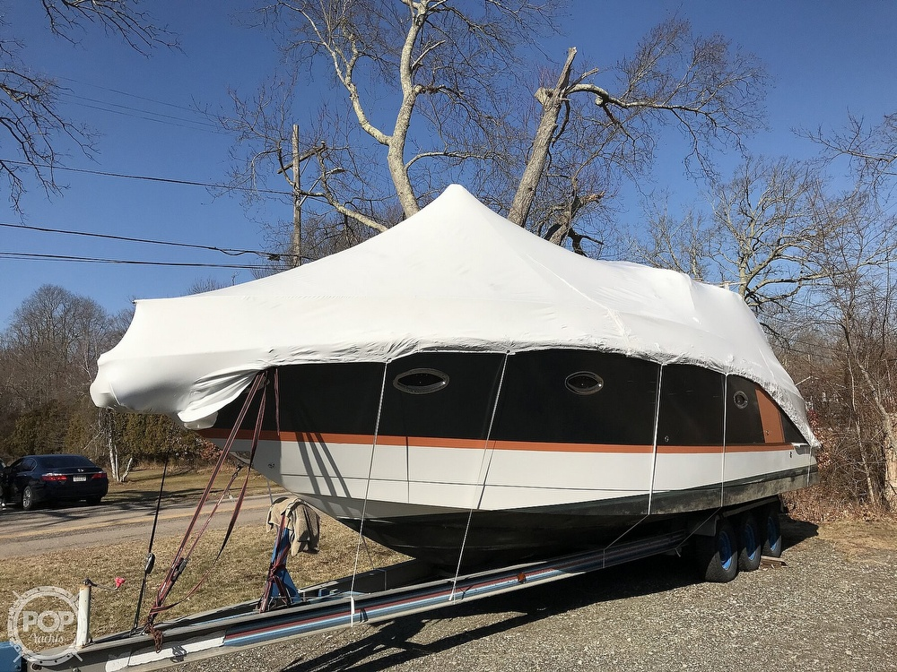 2005 Cobalt boat for sale, model of the boat is 360 Express Cruiser & Image # 2 of 40