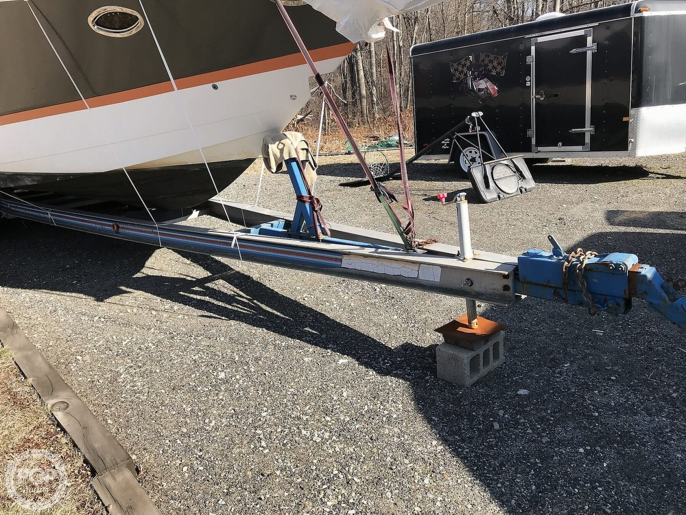 2005 Cobalt boat for sale, model of the boat is 360 Express Cruiser & Image # 6 of 40