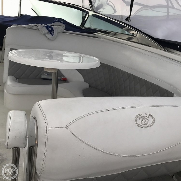 2005 Cobalt boat for sale, model of the boat is 360 Express Cruiser & Image # 33 of 40