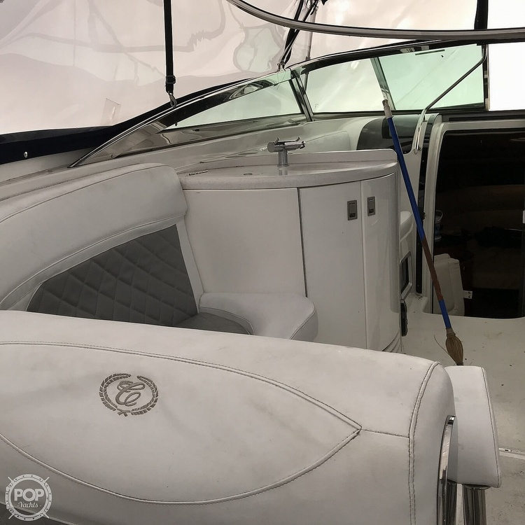 2005 Cobalt boat for sale, model of the boat is 360 Express Cruiser & Image # 34 of 40