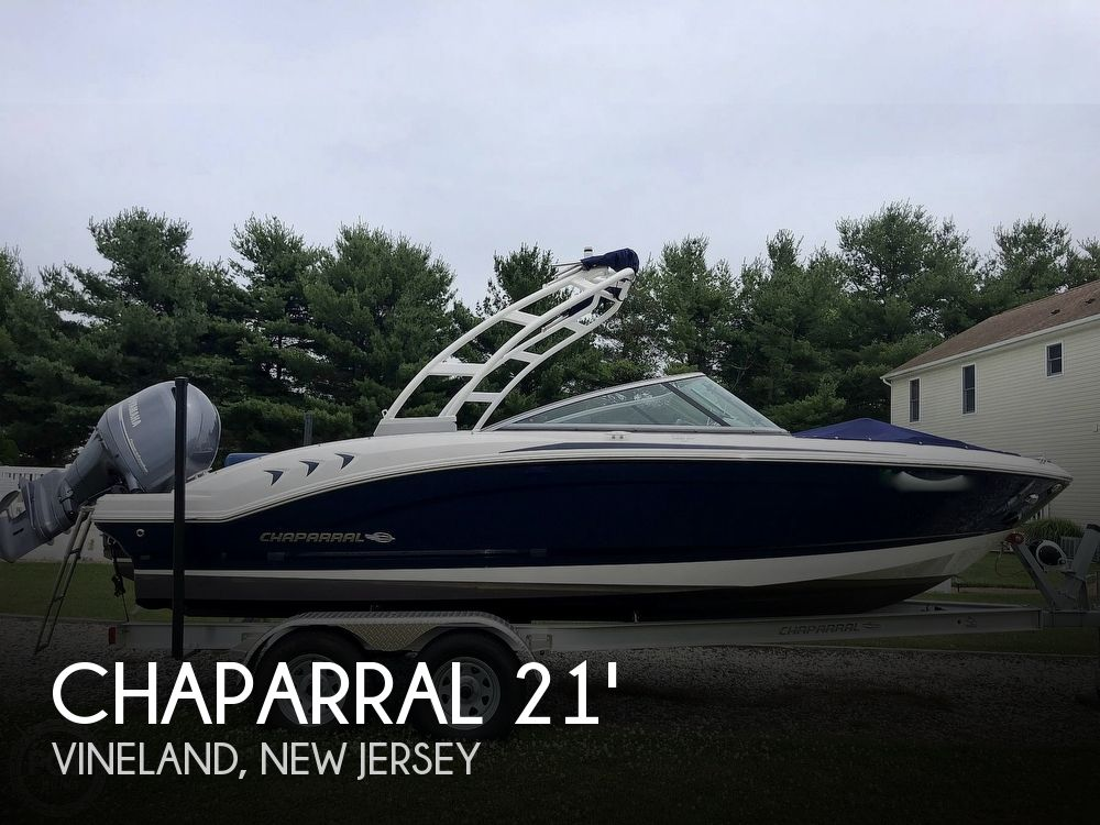 2018 Chaparral boat for sale, model of the boat is 21 H2O Sport & Image # 1 of 15