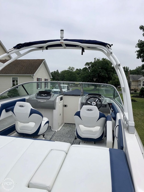 2018 Chaparral boat for sale, model of the boat is 21 H2O Sport & Image # 2 of 15