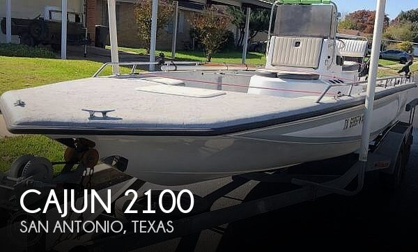 Used CAJUN Boats For Sale by owner | 1992 Cajun 21