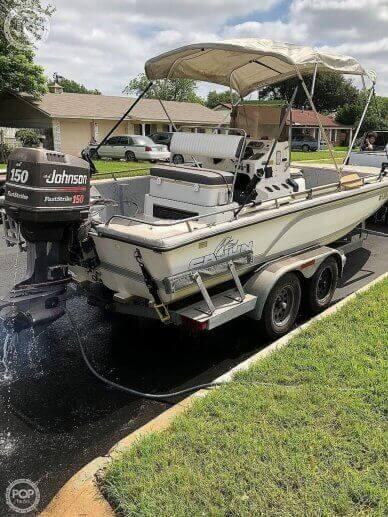 Cajun 2100 Fishmaster, 2100, for sale - $14,750