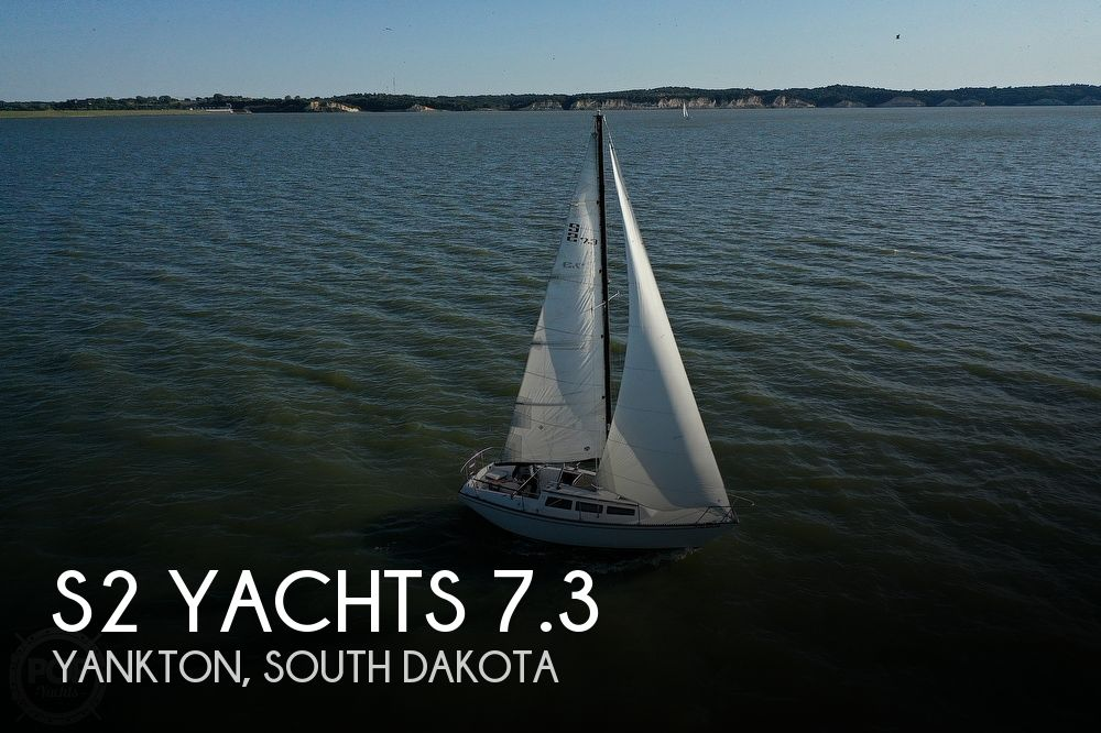 1982 S2 Yachts boat for sale, model of the boat is 7.3 & Image # 1 of 16