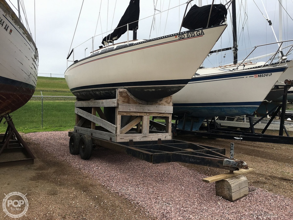 1982 S2 Yachts boat for sale, model of the boat is 7.3 & Image # 8 of 16