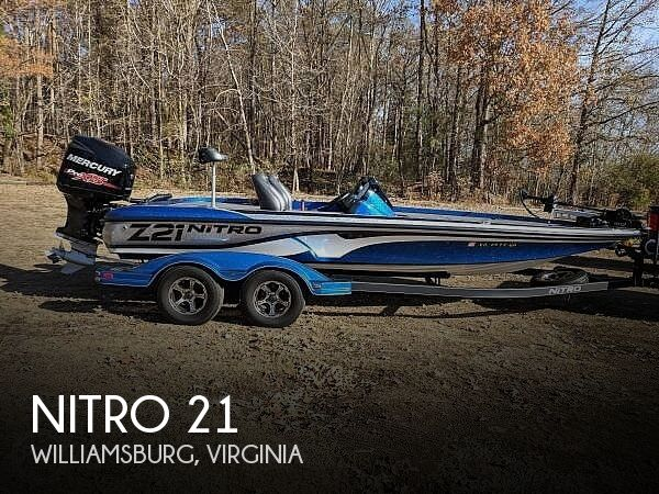 Used NITRO Boats For Sale by owner | 2016 Nitro 21