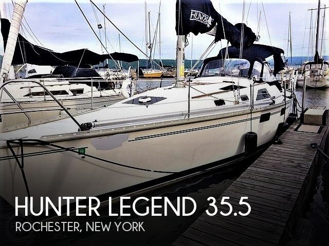 Used Sailboats For Sale in New York by owner | 1994 Hunter Legend 35.5