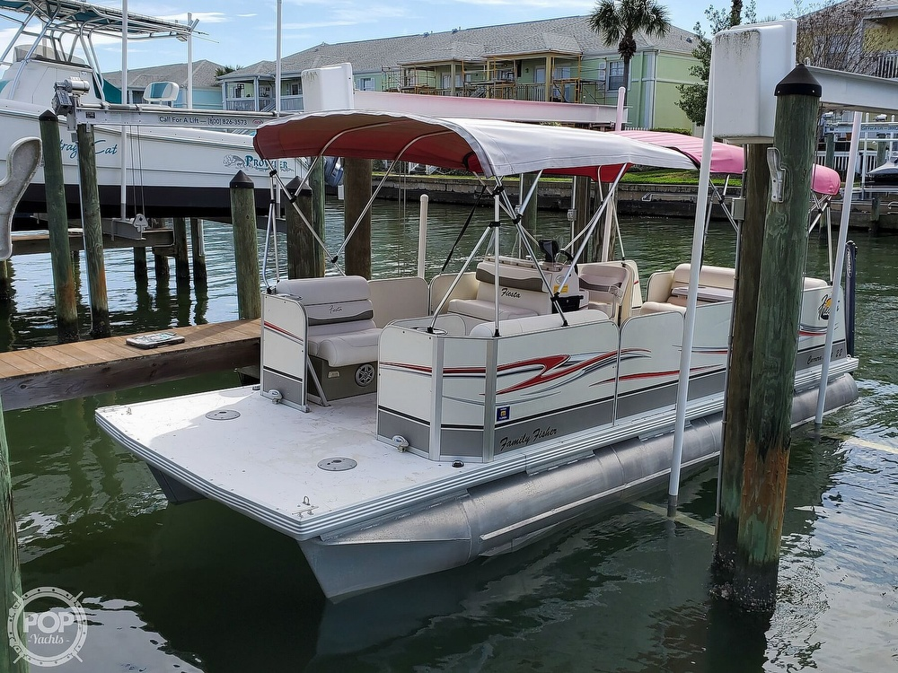 2012 Fiesta boat for sale, model of the boat is Family Fisher Carrera Sport 22 & Image # 5 of 40