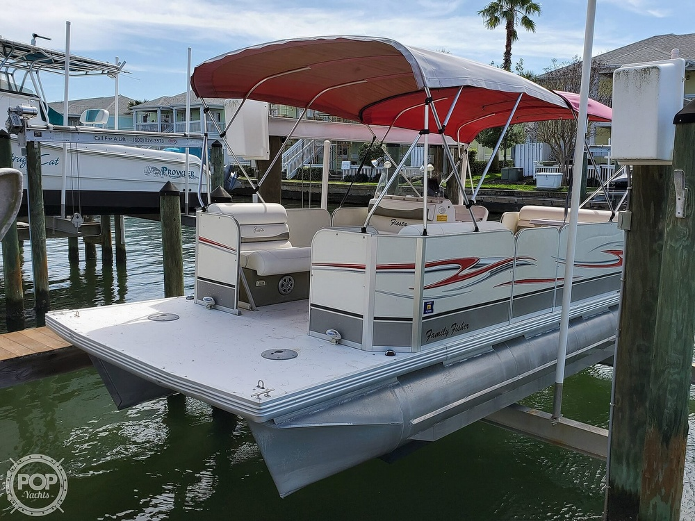 2012 Fiesta boat for sale, model of the boat is Family Fisher Carrera Sport 22 & Image # 24 of 40