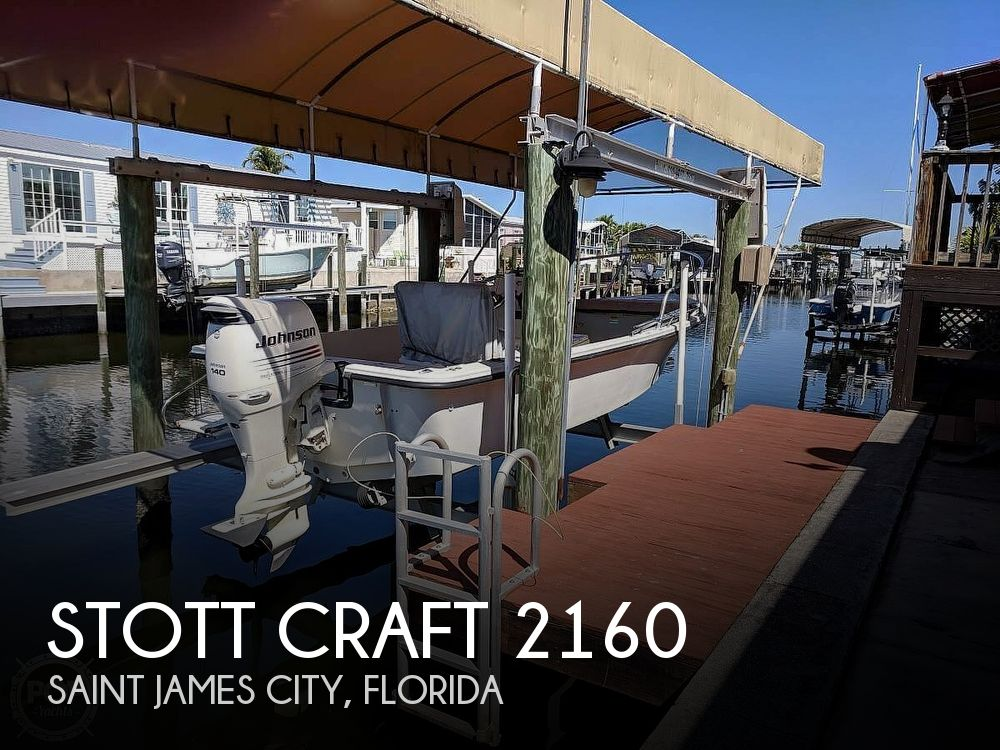 Used Stott Craft Boats For Sale by owner | 2005 Stott Craft 21