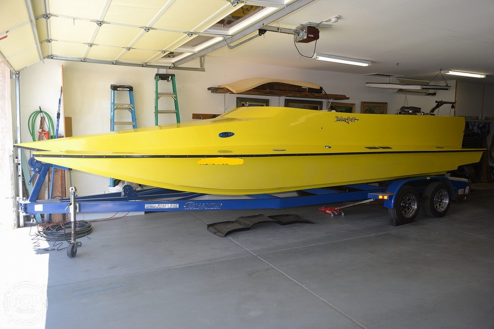 2002 Kober Kat boat for sale, model of the boat is 25 & Image # 2 of 40