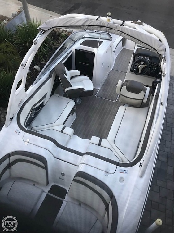 2015 Yamaha boat for sale, model of the boat is 242 Ltd S & Image # 14 of 40