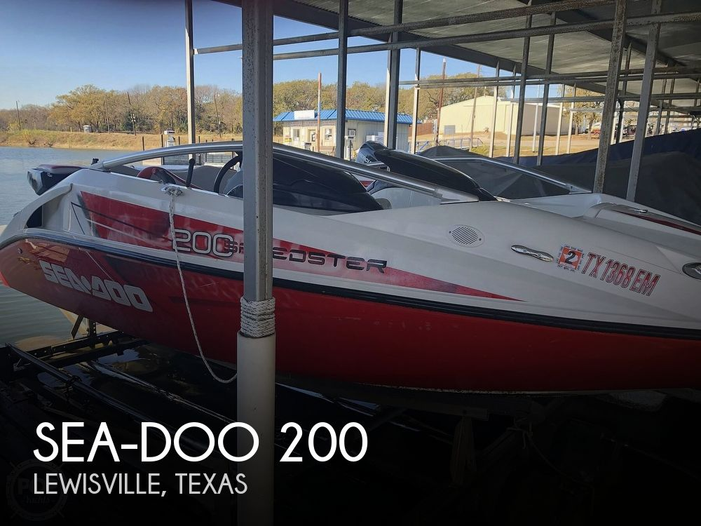 2008 Sea Doo PWC boat for sale, model of the boat is 200 Speedster & Image # 1 of 21
