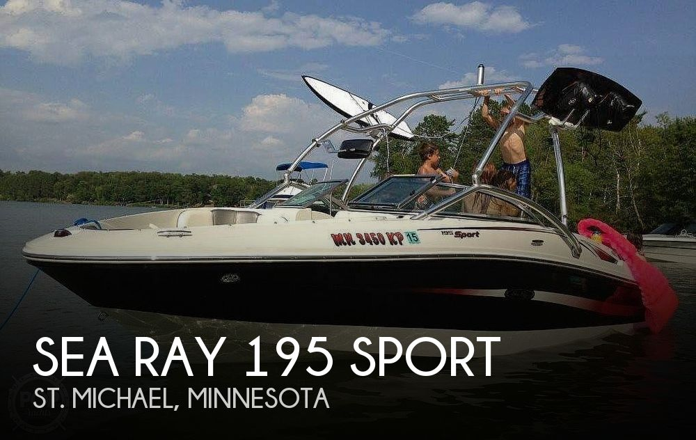 Used Sea Ray 195 Boats For Sale by owner | 2007 Sea Ray 195 Sport