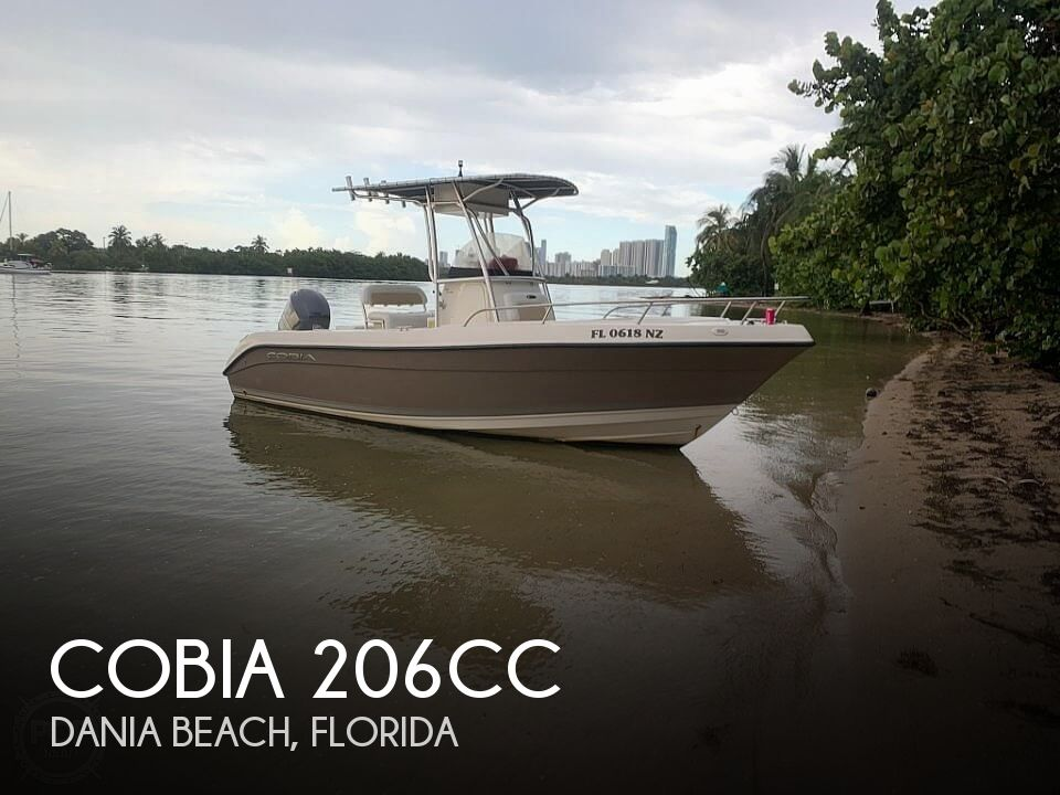 Used Cobia 20 Boats For Sale by owner | 2009 Cobia 206cc