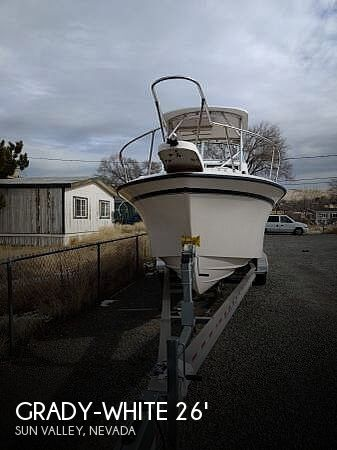 Used Grady-White Boats For Sale in Nevada by owner | 1999 Grady-White Islander 27