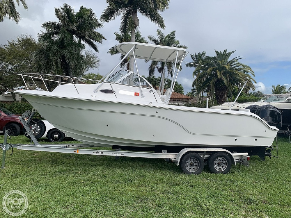 2008 Sea Fox boat for sale, model of the boat is 236 WA & Image # 2 of 40