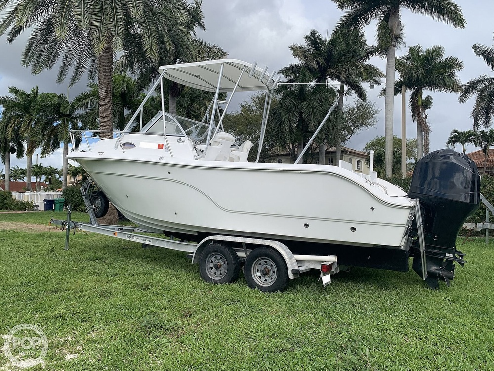 2008 Sea Fox boat for sale, model of the boat is 236 WA & Image # 3 of 40