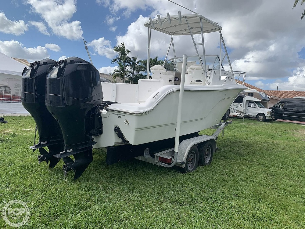2008 Sea Fox boat for sale, model of the boat is 236 WA & Image # 6 of 40