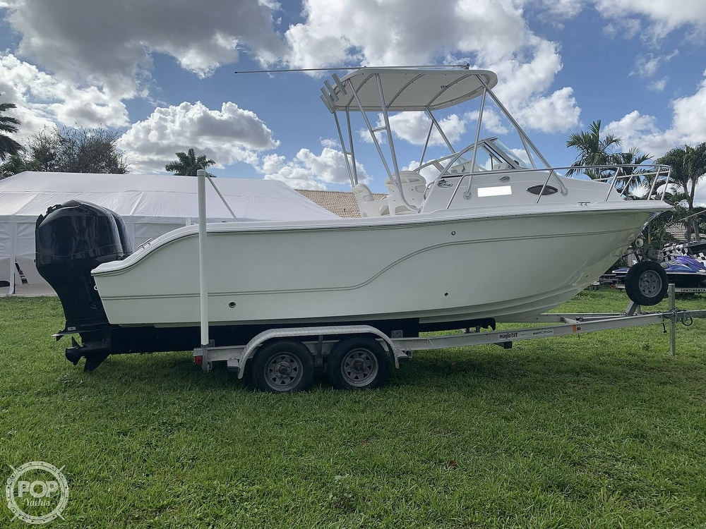 2008 Sea Fox boat for sale, model of the boat is 236 WA & Image # 7 of 40