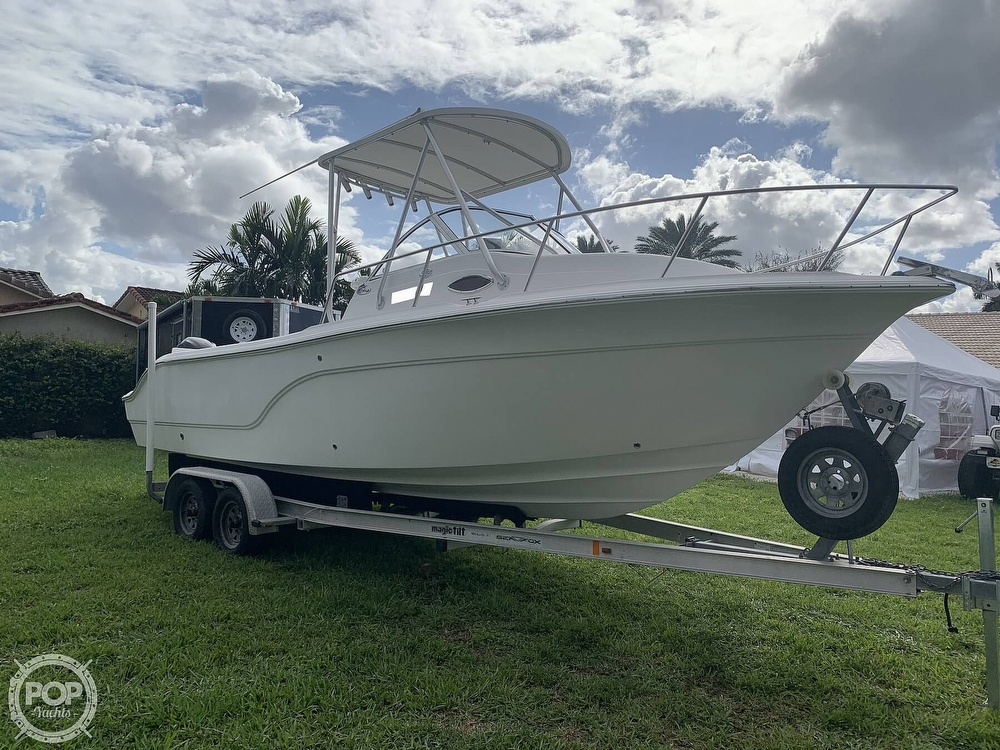 2008 Sea Fox boat for sale, model of the boat is 236 WA & Image # 8 of 40
