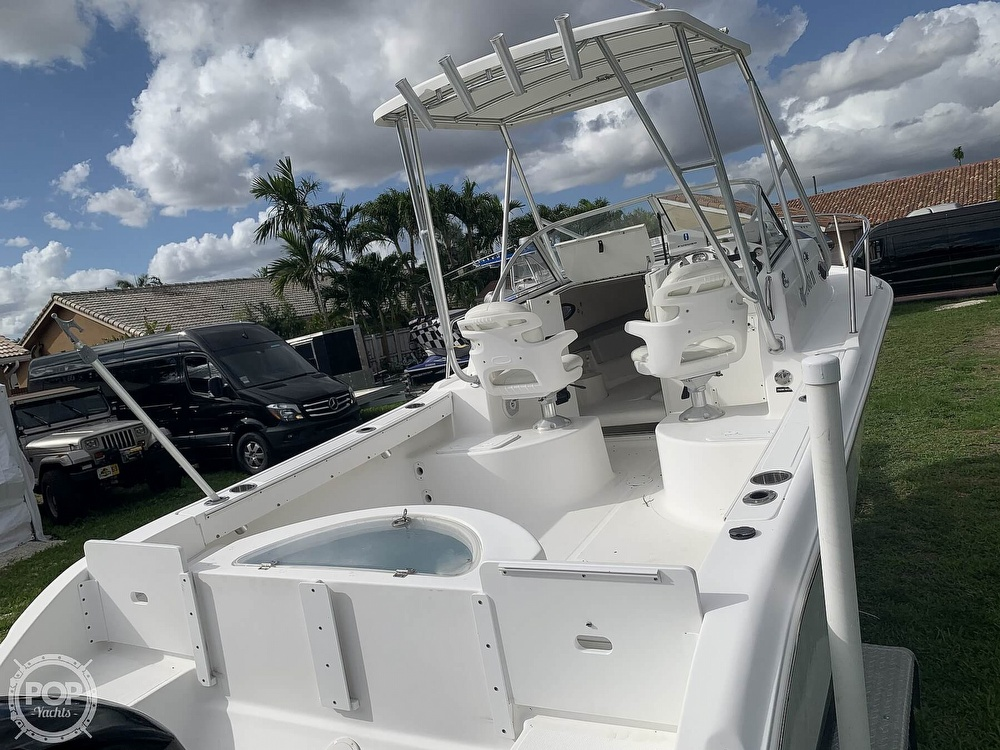 2008 Sea Fox boat for sale, model of the boat is 236 WA & Image # 18 of 40